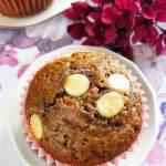 Muffiny z kawą inką i białą czekoladą - nowy post na słodkich sio-smutkach
