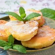 Idealne puszyste racuszki na jogurcie greckim