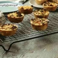 Wegańskie babeczki śniadaniowe – mini frittaty.