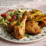 Kurczak pieczony w majonezie