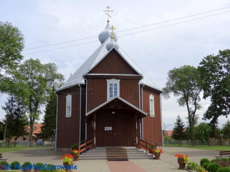 Cerkiew św. Michała Archanioła w Orli woj. podlaskie