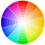 Jak dobierać kolory na grafice, aby do siebie pasowały?
