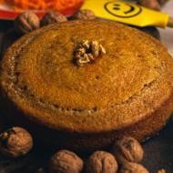 Ciasto marchewkowo orzechowe