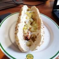 Prawdopodobnie najdziwniejszy hot-dog o jakim słyszeliście