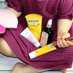 Naturalne kosmetyki dla mamy i dziecka - recenzja kosmetyków Weleda