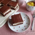 BOUNTY ciasto czekoladowe z kokosową masą