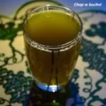 Nolywka ze modych pyndōw sosny (Nalewka z młodych pędów sosny)