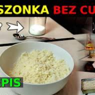 Kruszonka do ciasta BEZ CUKRU!