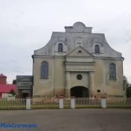 Synagoga z połowy XVIII wieku w Orli woj. podlaskie