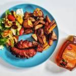 Czas na grilla - uniwersalna marynata do mięs i dressing do sałatek!