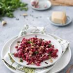 Makaron z pesto z botwiny – wiosenny obiad
