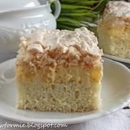 ciasto ananasowiec