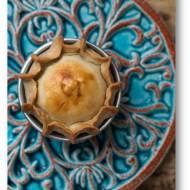 Potrugalskie empanadas – kruche pierożki z kaczką