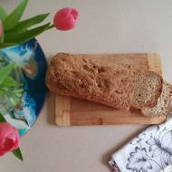 Błyskawiczny domowy chleb