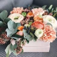 Flower box czyli skrzynka pełna szczęścia.