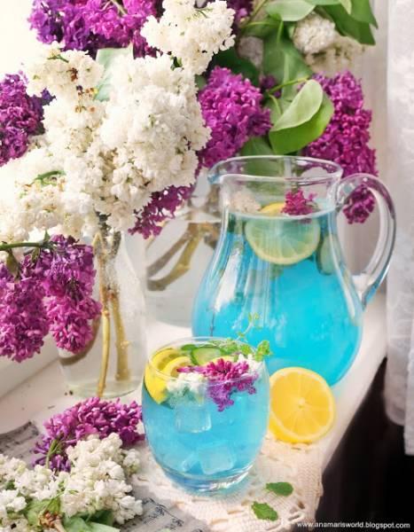 Niebieska lemoniada