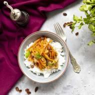 Perska potrawka z kurczaka z marchewką