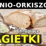 Domowe bagietki żytnio-orkiszowe - Zdrowy przepis