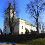 Kościół św. Wojciecha w Makowie woj. łódzkie