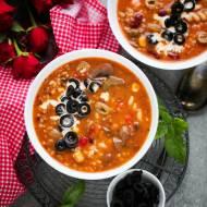 Zupa śródziemnomorska – przepis