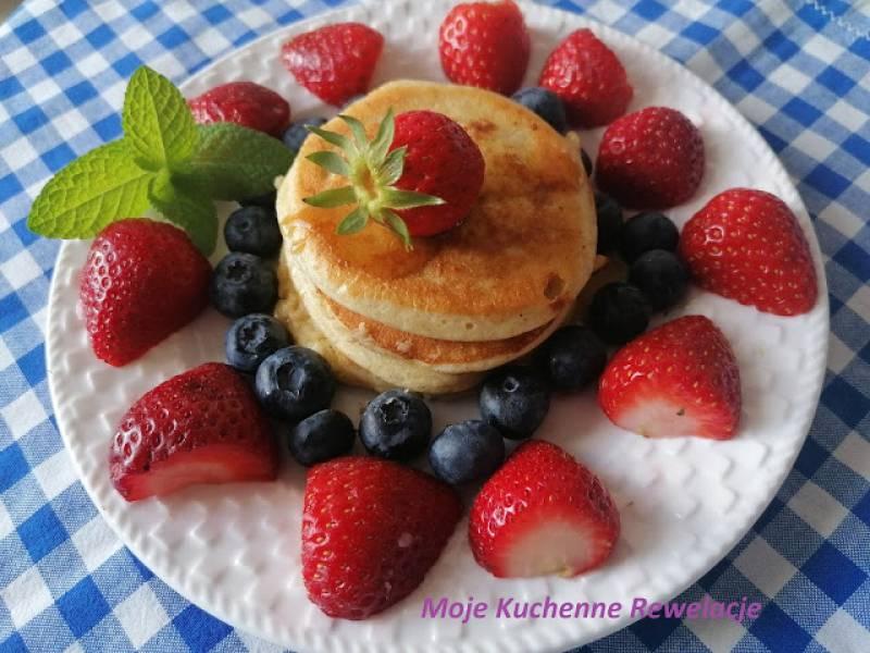 Proteinowe serniczki/skyrniczki śniadaniowe