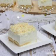 Ciasto śnieżny puch