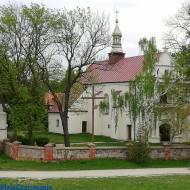 Najmniejsza parafia w Polsce - kościół św. Marka Ewangelisty w Siedlątkowie woj. łódzkie