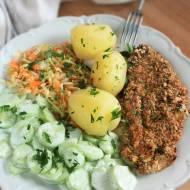 Dietetyczne kotlety z kurczaka