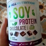 Wegańskie proteinowe batoniki bez glutenu