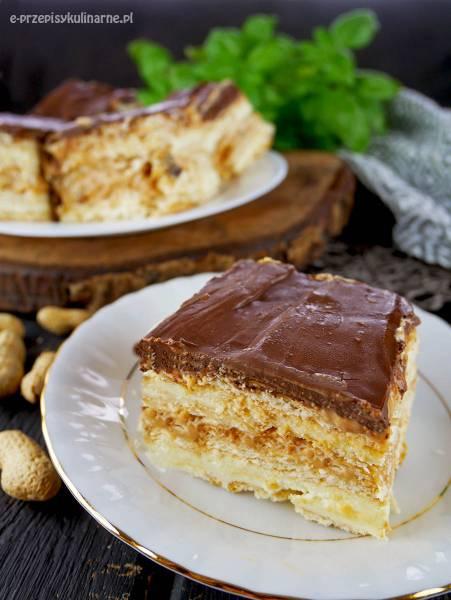 Ciasto Rozpustny Mnich – wyjątkowo pyszny smakołyk bez pieczenia