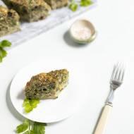 Perski omlet z ziołami - kuku shabzi