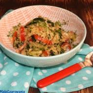 Ryżowe curry z jajem