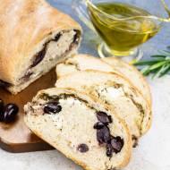 Chleb z oliwkami