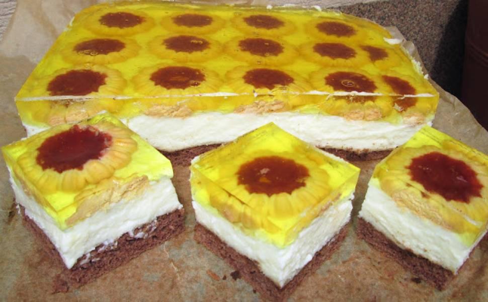 Łatwe Ciasto MARGARETKA-super wygląda i smakuje+FILM