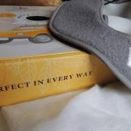 Książkowa wyprawka: SIMPLE WOOL - antypotowa wkładka do fotelika