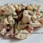 Sałatka z kalafiorem i warzywami