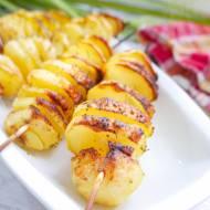 Szaszłyki z Ziemniaków