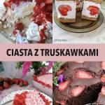 Przepisy na ciasta z truskawkami