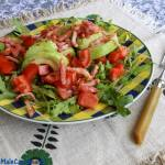 Pożywna sałatka