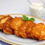 Przepis placki ziemniaczane z młodych ziemniaków