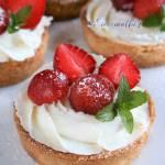 Tartaletki z truskawkami - nowy post na słodkich sio-smutkach