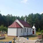 Cerkiew cmentarna św. Apostoła Jana Teologa w Połowcach woj. podlaskie