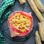 Jak mrozić kukurydzę