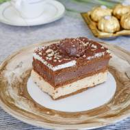 Ciasto Ferrero Rocher bez pieczenia