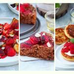 Śniadanie z truskawkami - 3 przepisy