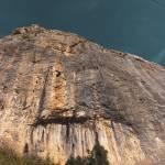 Wspinaczka skalna w okolicach Walencji.
