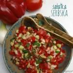 Sałatka serbska
