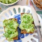 Pasta kanapkowa z zielonego groszku