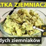 Sałatka ziemniaczana z sosem curry - nr. 2