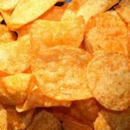 Przepis na domowe chipsy z piekarnika